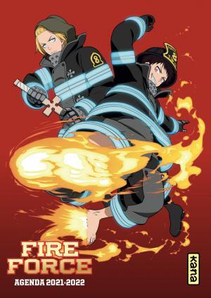 Fire force - Agenda 1 2021-2022