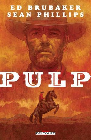 Pulp édition TPB Hardcover (cartonnée)