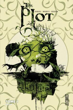 The plot 1 TPB Hardcover (cartonnée)