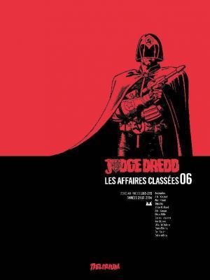 Judge Dredd - Les Affaires Classées 6 TPB hardcover (cartonnée)