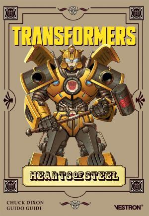 Transformers - Hearts of Steel #1