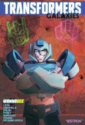 Transformers Galaxies - Wannabee #1