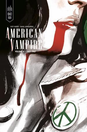 American Vampire 4 TPB Hardcover (cartonnée) - Intégrale