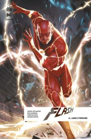 The Flash - Rebirth 11 TPB hardcover (cartonnée)