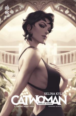 Selina Kyle - Catwoman 3 TPB hardcover (cartonnée)