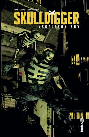 Skulldigger & skeleton boy 1 TPB Hardcover (cartonnée)