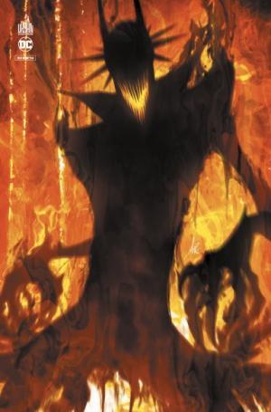 Batman - Death Metal 4 - couverture variante