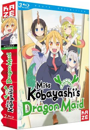 Miss Kobayashi's Dragon Maid  Intégrale