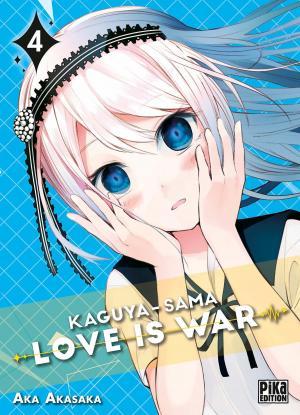 Kaguya-sama : Love Is War 4 Manga