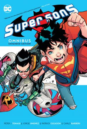 Super Sons édition TPB Hardcover (cartonnée) - Omnibus