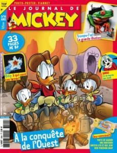 Le journal de Mickey 3594 Simple
