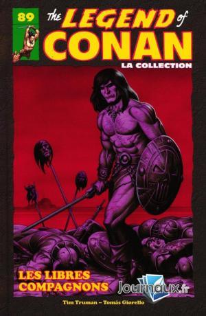 The Savage Sword of Conan 89 - les libres compagnons
