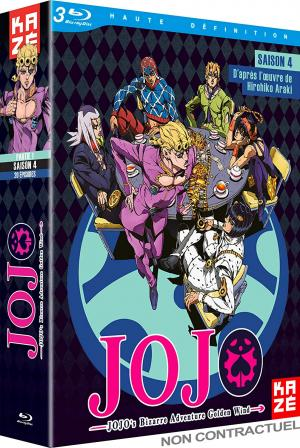 Jojo's Bizarre Adventure (saison 4) 1 simple