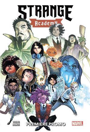 Strange Academy TPB Hardcover (cartonnée) 1 Comics