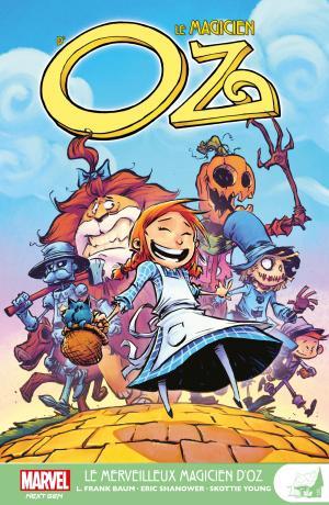 Le Magicien d'Oz 1 TPB Softcover (souple) - Marvel Next Gen