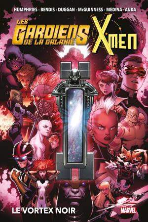 Les Gardiens de la Galaxie / All-New X-Men - Le Vortex Noir édition TPB Hardcover (cartonnée) - Marvel Deluxe