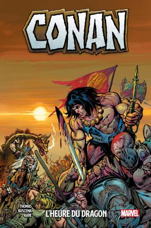 Conan - L'heure du dragon  TPB Hardcover (cartonnée)