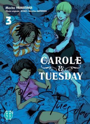 Carole & Tuesday 3 Manga