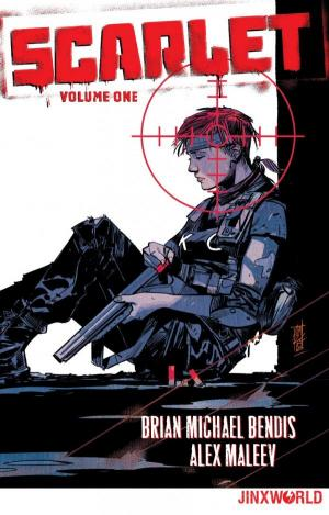 Scarlet édition TPB Softcover (souple) - Issues V2