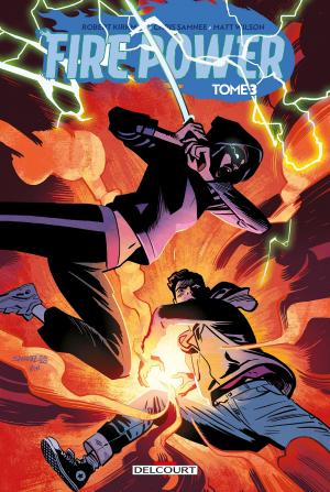 Fire Power 3 TPB Hardcover (cartonnée)