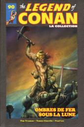 The Savage Sword of Conan 90 TPB hardcover (cartonnée)