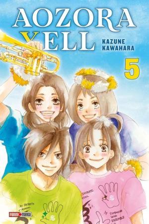 Aozora Yell Réédition 5 Manga