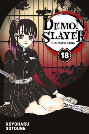 couverture, jaquette Demon slayer simple 2019 18