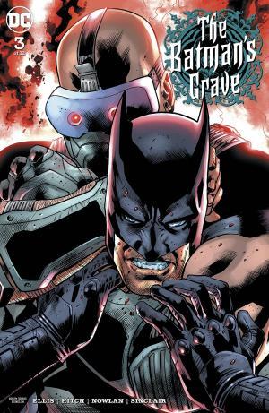 Batman's grave # 3 Issues
