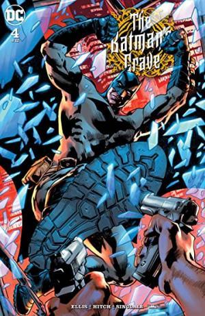 Batman's grave # 4 Issues