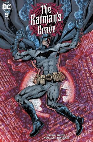 Batman's grave # 5 Issues