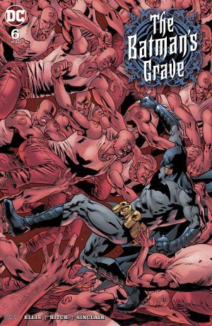 Batman's grave # 6 Issues
