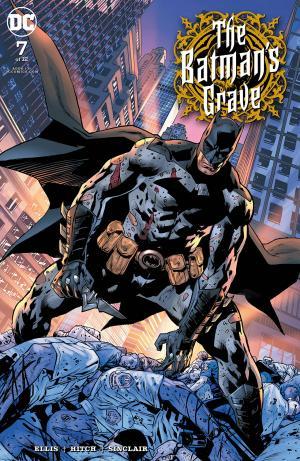 Batman's grave # 7 Issues