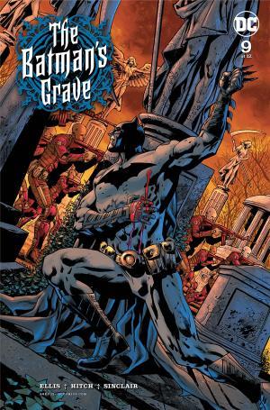 Batman's grave # 9 Issues