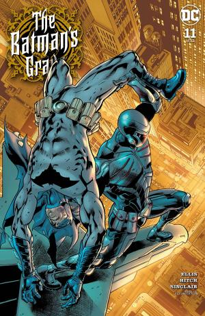 Batman's grave # 11 Issues
