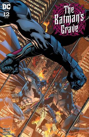 Batman's grave # 12 Issues