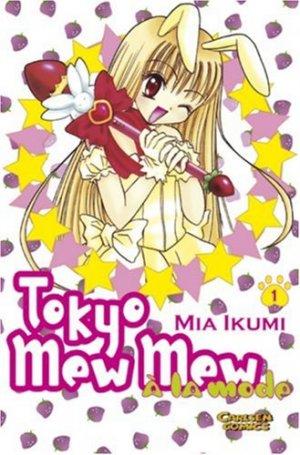 Tokyo Mew Mew A La Mode édition Allemande