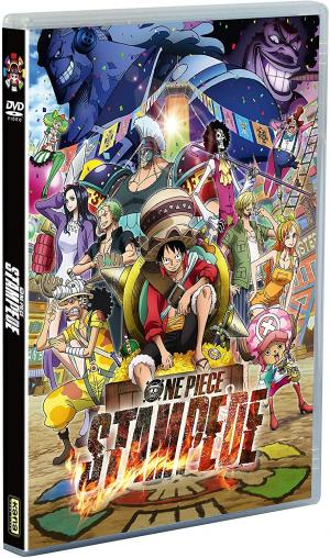One Piece Stampede  simple