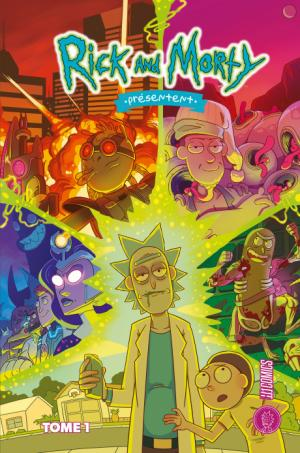Rick & Morty présentent 1 TPB Hardcover (cartonnée)
