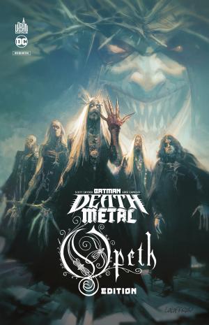 Batman - Death Metal 4 TPB Hardcover (cartonnée) - megadeth edition