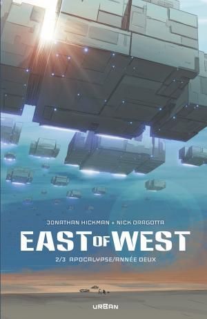 East of West 2 TPB Hardcover (cartonnée) - Intégrale