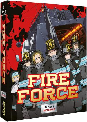 Fire Force  Collector limitée