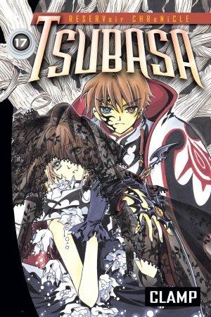 couverture, jaquette Tsubasa Reservoir Chronicle 17 Américaine (Del rey)