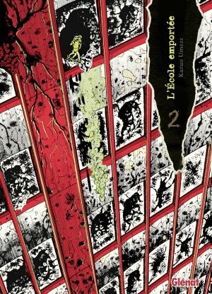 couverture, jaquette L'école emportée Edition originale 2