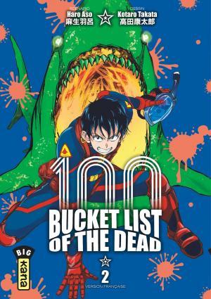Bucket List Of the Dead 2 Manga