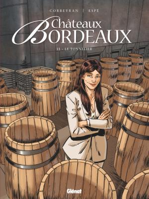 Châteaux Bordeaux 11 - Le tonnelier