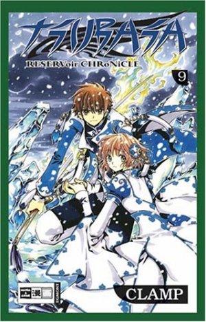 couverture, jaquette Tsubasa Reservoir Chronicle 9 Allemande (Egmont manga)