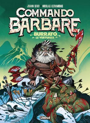 Commando Barbare  simple
