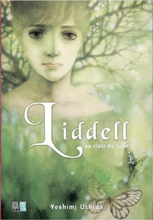 couverture, jaquette Liddell au clair de lune 3  (Black box)
