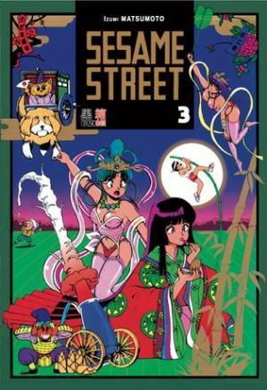Sesame street 3 simple