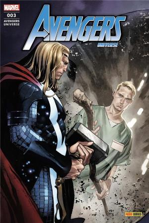 Avengers Universe 3 Softcover V1 (2021 - En cours)